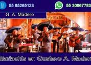Mariachis en gustavo a madero df - profesional