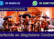 Renta de mariachis en magdalena contreras cdmx