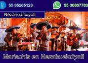 Mariachis a domicilio en nezahualcóyotl cdmx