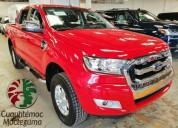 En venta ford ranger xlt crew cab 2017