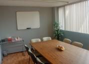 alquiler de oficinas  virtuales en zona toreo