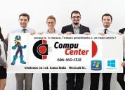 Servicio y reparacion de computadoras