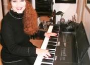 cursos personalizados de canto y piano todos los niveles