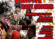 DinÁmicas payasos show en chicoloapan