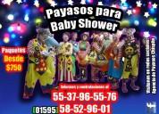 DiversiÓn show payasos alcaldÍa iztapalapa