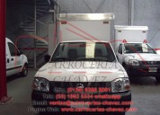 Acondicionamientos térmicos y carrocerías de refrigeración