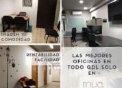 Cómodas oficinas de alta calidad y al mejor precio