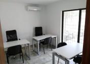 Excelente oficinas en renta en av circunvalacion