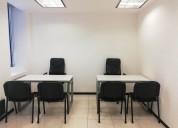 Gran apertura oficinas en renta amueblas en colima