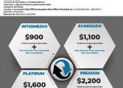 Oficinas virtuales  premium 45 sucursales