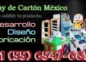 Displays méxico ( publicidad, stands, displays )