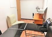 Oficinas amuebladas con servicio secretarial
