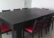 Excelente mesa para juntas,convertible a billar,