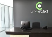 Inicia el aÑo en tu nueva oficina!!