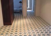 ReparaciÒn y restauracion de pisos de mosaicos