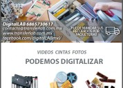 Conversion de videos vhs a dvd mexicali