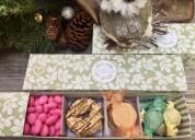 Cajas especiales con detalles gourmet