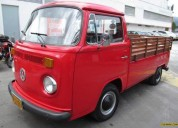 Combi volswagen pick up