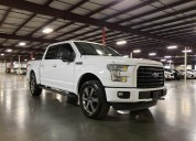 Ford f150 2016 color negro