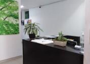 Hermosa oficina cerca de plaza mexico
