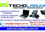 ReparaciÓn de laptops, pc´s y celulares