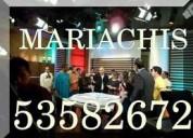 Mariachis en iztacalco contratación tel:53582672