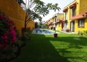 3 albercas, a 2 min. forum cuernavaca elegante