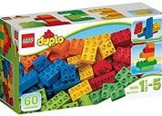 Gana empacando bloques de construccion