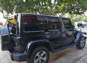 Jeep sáhara 2016 unlimited automática, v6 ,3.6 lts