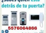 Interfonos servicio en nezahualcoyotl y sus alrede
