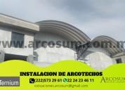 Arco techados (arcosum)