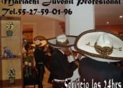 Mariachi en coyoacan t- 5527590196