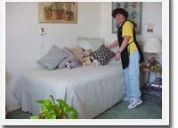 Servicio doméstico agencia domestica recamarera