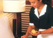 Servicio doméstico cocinera agencia nana domestica