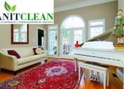 desinfectado y lavado de colchones alfombras salas