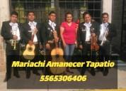 Mariachis en los reyes