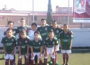 Escuela de futbol infantil, juvenil y femenil