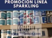 Pasivante sparkling 10 kodezain latinoamericana
