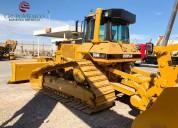 En remate  bulldozer caterpillar d6m lgp mod 2001