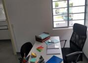 Oficina con todos los servicios zona chapultepec