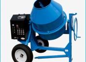Revolvedora powermix 2 sacos de capacidad 4