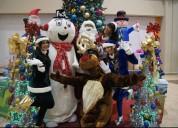 Santa claus en show infantil cdmx