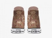 Lurex camo highconverse chucktaylor all star #25.5