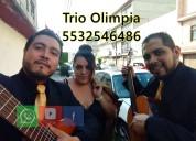 Trios musicales en benito juarez cdmx