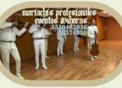 Mariachis en villa de cortes, 24 horas 5510467036