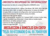 Informática forense - recovery mark