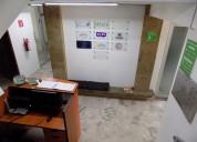 Oficina en renta con excelentes condiciones