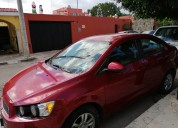 Chevrolet sonic 2013 automatico, clima , hidráulic