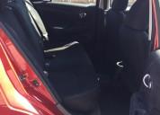 Nissan versa advance 2012 estándar rojo saltillo