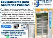 Equipamiento para sanitarios pÚblicos seyelect